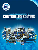 HTL CONTROLLED BOLTING EQUIPMENT PRODUCT GUIDE