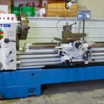 Morton FEL 26 series lathe