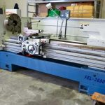 Morton FEL 26 series lathe-2