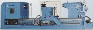 Clausing Extra heavy-duty, large swing, big bore, precision flat bed, gap, standard lathes.