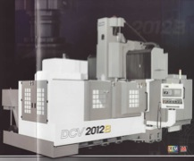 YCM DCV Series Advanced CNC Double Column Vertical Machining Center