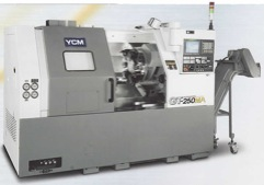 YCM GT Series High performance geo turning center