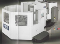 YCM High Production Horizontal Machining Center