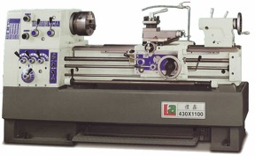 LA High speed precision lathe