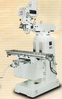 MANFORD VERTICAL TURRET MILLING MACHINE