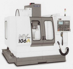 YCM MV Series Vertical Machining Centers