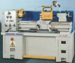 Manual Lathes supplied by Ambassador Machine Tools