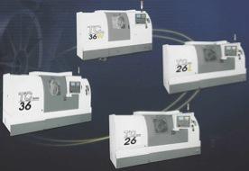 YCM TC Series High Performance High Precision CNC lathe
