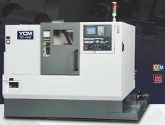 YCM TC-16 High Performance High Precision CNC Lathe