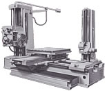 Tos W 100 A – Horizontal boring and milling machine