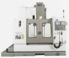 YCM TV Series High Performance High Rigidity Vertical Machining Center