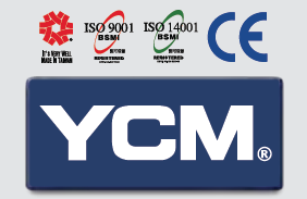 YCM - YEONG CHIN MACHINERY LOGO