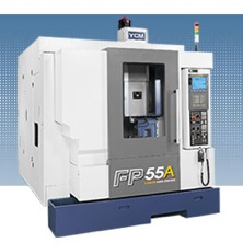 YCM FP Series Vertical Machining Centers