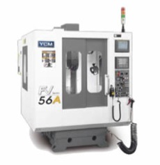 YCM FV Series Vertical Machining Centers