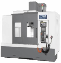YCM NDV Series High Precision Die & Mold Vertical Machining Center