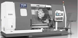YCM TC-46 High Performance Heavy Duty CNC Lathe