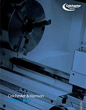 Colchester Harrison Centre Lathes Brochure 2020